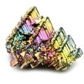 Bismuth Crystal Specimen - X Large (50-60mm)