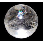 Quartz Crystal Ball - 3cm