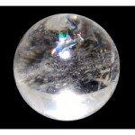 Quartz Crystal Ball - 3cm