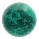 Chrysocolla Howlite Medium Crystal Sphere ~4.5cm