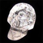 Quartz Crystal Skull ~10 x 7.5cm