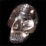 Smoky Quartz Crystal Skull - 55mm