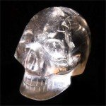 Smoky Quartz Crystal Skull - 60mm