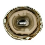 Agate Slice - Natural  ~86mm