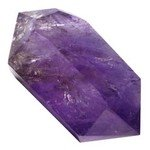 Amethyst Double Terminated Polished Point  ~6.5 x 3.5cm