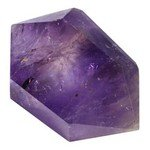 Amethyst Double Terminated Polished Point  ~6.5 x 4.5cm