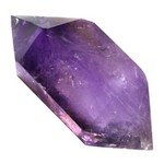 Amethyst Double Terminated Polished Point ~ 7 x 3.5cm