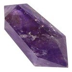 Amethyst Double Terminated Polished Point  ~7 x 3.5cm