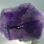 Amethyst Natural Crystal Point ~10cm