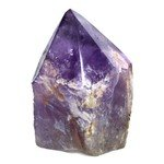 Amethyst Polished Point  ~10 x 7.7cm