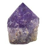 Amethyst Polished Point  ~10 x 8cm