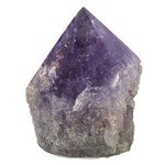 Amethyst Polished Point  ~9.5 x 7.5cm