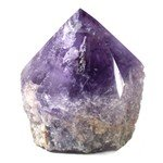 Amethyst Polished Point  ~9 x 8cm