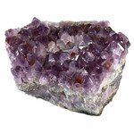 Amethyst Tea Light Candle Holder ~ 14.5cm