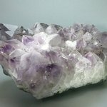 Amethyst Tea Light Candle Holder ~17 x 12.5cm