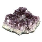Amethyst Tea Light Candle Holder ~ 12cm