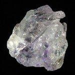 Amethystine Brandberg Quartz Crystal ~45mm