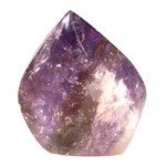 Ametrine Polished Point ~ 6.5 x 4cm