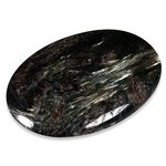 Astrophyllite Palm Stone