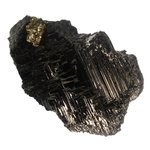 Black Tourmaline Complex Crystal (Special Grade) ~70mm
