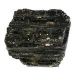 Black Tourmaline Crystal (Heavy Duty) ~70mm