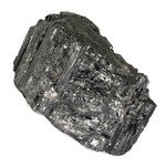 Black Tourmaline Crystal (Heavy Duty) ~90mm