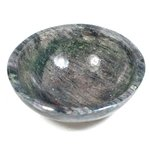 Blue Aventurine Gemstone Healing Oil Bowl ~30mm