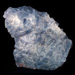 Blue Calcite Display Piece ~16cm