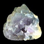Blue Sky Fluorite with Mauve Crystals ~60mm
