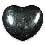 Bornite Crystal Heart ~45mm
