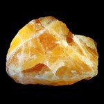 Orange Calcite Display Piece ~16cm