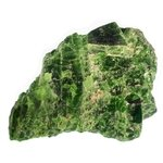 Chrome Diopside Healing Crystal (Russia) ~77mm