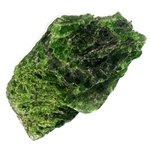 Chrome Diopside Healing Crystal (Russia) ~78mm