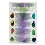 Crystal Healing Card