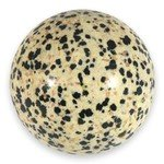 Dalmation Jasper Medium Crystal Sphere ~4.5cm
