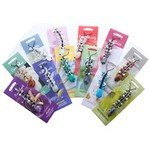 Energy Crystal Charm Set (Pack of 12)