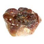 Fire Agate Healing Crystal ~30mm