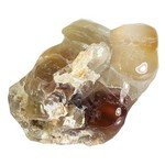 Fire Agate Healing Crystal ~33mm