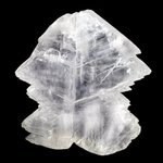 Fishtail Gypsum Healing Crystal ~55mm