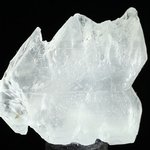 Fishtail Gypsum Healing Crystal ~58mm