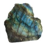 LOVELY Free Standing Labradorite (Part Polished) ~117mm