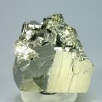 Golden Iron Pyrite Complex Healing Mineral (Collector Grade) ~36x36mm