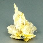 Golden Rutile with Hematite Healing Mineral ~50mm