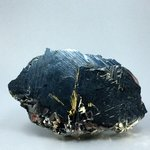 Golden Rutile with Hematite Healing Mineral ~80mm