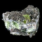 Green Apatite Healing Mineral ~50mm