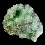 Green Gypsum Crystal Cluster ~75mm