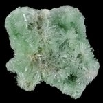 Green Gypsum Crystal Cluster ~80mm