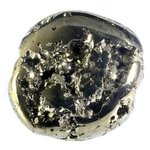 Iron Pyrite Polished Stone ~45mm
