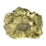 Iron Pyrite Rose ~47mm