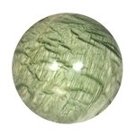 New Jade Medium Crystal Sphere ~4.5cm